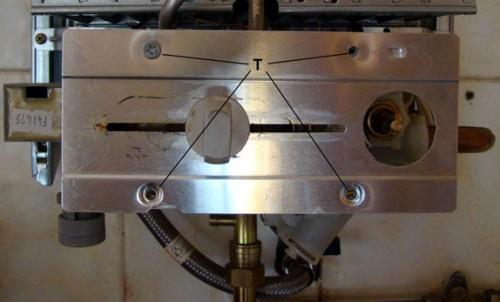 Asa calentador de gas butano pierde agua - Calentador de agua de gas butano ...