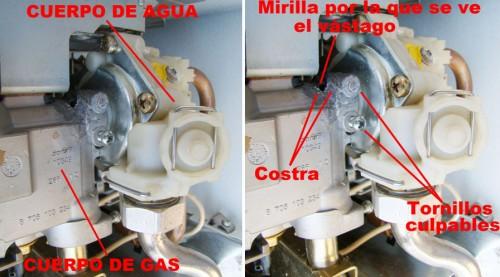 Asa calentador de agua de gas butano junkers - Calentadores de agua butano ...
