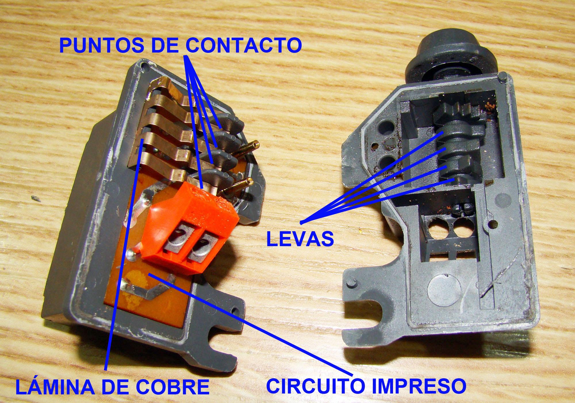 reparacion de la bomba de circulacion  calefaccion